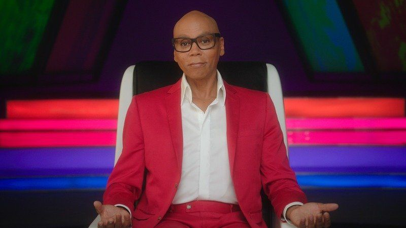 RuPaul Teaches Self-Expression and Authenticity