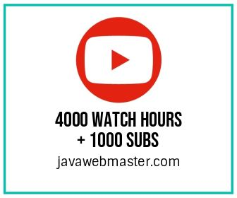 buy-4000-youtube-watch-hours-and-1000-Subscribers