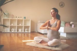 Yoga Benefits Pregnant Mothers