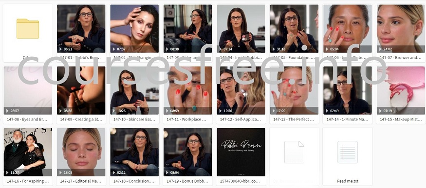 bobbi brown masterclass download free
